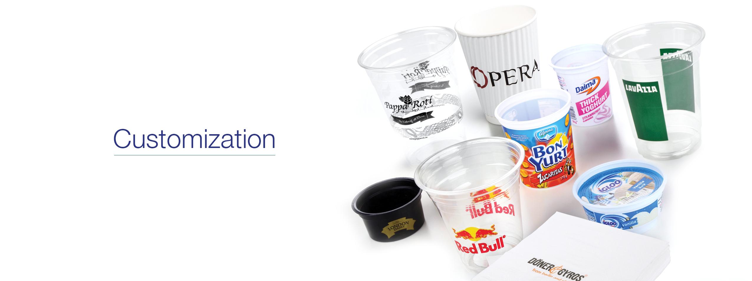 Panache International products customization